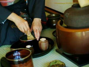 茶道や華道など日本古来の文化を体験することができます※要予約
