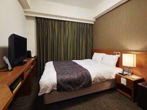 ◆ダブルベッドルーム 16㎡ ベッドサイズ1400×2050