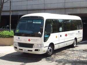 【無料シャトルバス】ホテル⇔札幌駅間を運行しております。