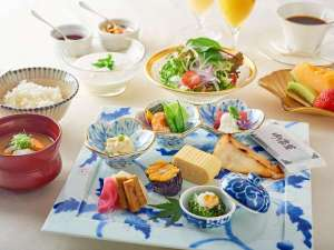 朝食は洋食と和食のどちらかをお選びいただけます