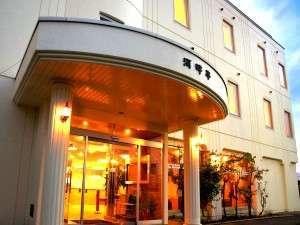 ホテル河畔亭 [ 北海道 函館市 ]  湯の川温泉