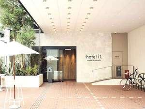 hotel it. osaka shinmachi [ 大阪市 西区 ]