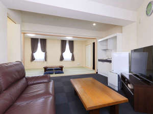 最上階和室12畳リビング