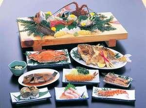 料理(刺身板盛など)