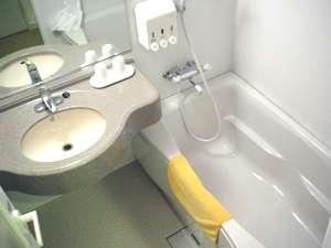 トイレと浴室は別々です