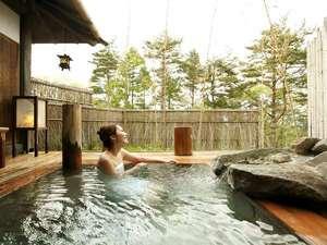 【貸切風呂】「竹座」日本の和を感じながら