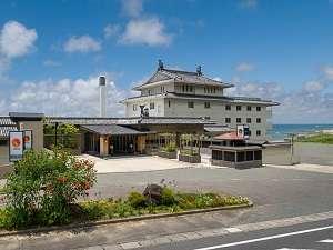 源泉かけ流し 創作会席料理の宿 THE BEACH KUROTAKE