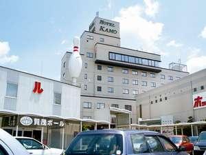 ホテルカモ [HOTEL KAMO] [ 広島県 東広島市 ]