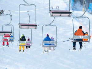 *【スキー】箕輪スキー場まで好立地★