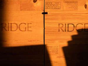 ◆【California Table】上質なリッジワインと共に、静かなひとときをお過ごしください。
