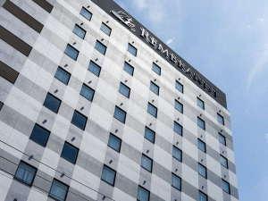 ホテル外観(正面上部)