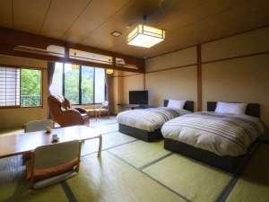 【-J-Styleヴィラ-マッサージチェア付和室ベッドルーム】最上階からの景色を眺めてゆったりと癒しの時間を