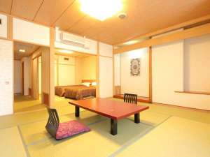 【輝 KAGAYAKI】和室10畳+和ベットルーム