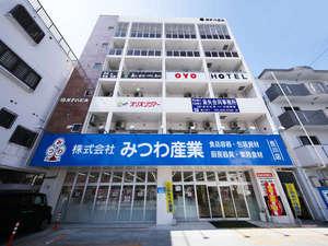 OYOホテル KY アパートメント 壺川 那覇