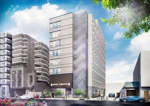 ホテル・トリフィート博多祇園(2020/9/18グランドオープン)