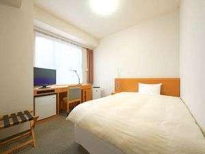 全室ベッドはポケットコイルマットレスを使用 快適な眠りをサポートいたします