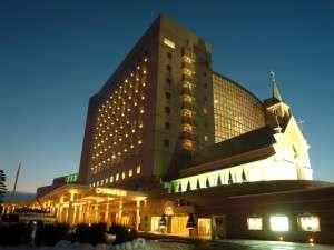 札幌で唯一のプール&スパを兼ねたリゾートホテル