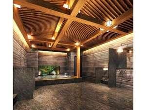 【大浴場×サウナでリラックス♪】利用時間:13時~25時・6時~11時  ※男湯のみサウナがございます♪