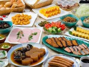 味自慢★レストラン美波の無料朝食サービスを「ワンプレートモーニング」にて再開♪