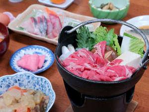 *【お料理】夕食一例。あったまるお鍋★
