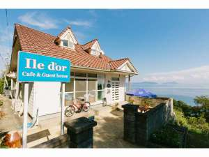 Ile d'or Cafe& Guesthouse [ 岡山県 笠岡市 ]