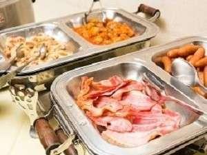 朝食バイキング一例7:00~9:30営業