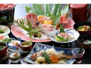 山陰の高級魚【のどぐろ】フルコースプラン~一例~