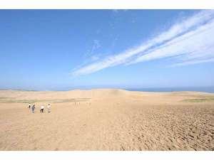 大人気の観光スポット!この壮大な景色をぜひ1度体感してみてください♪鳥取砂丘までお車で約20分☆