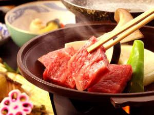 淡路牛の陶板焼き★海の幸とお肉も食べたい欲張りな方におも大満足♪