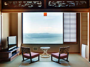 海の見える和室10帖(36平米)