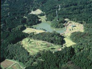 割山森林公園天湖森
