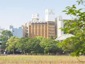 ホテルパークサイド東京上野:写真