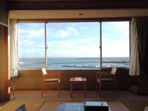 【全室オーシャンビュー】駿河湾を見下ろす温泉ホテル