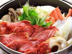桜鍋(馬肉のすき焼き風鍋)