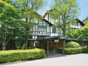 軽井沢万平ホテル外観