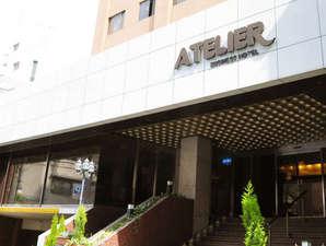 ビジネスホテル アトリエ:写真