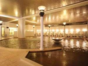 ※大浴場「カルデラ」