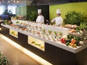 【kisse・kisse】会津の食文化を活かして、毎日こだわりの逸品をとり揃えるビュッフェレストラン。