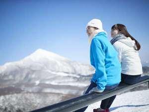 【アルツ磐梯】東北最大級のゲレンデまで徒歩0分!宿泊者様は大人の手ぶらレンタルセットがお得♪