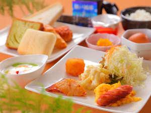 1日の初めに口にするものだから、安心安全な美味しいご朝食をご用意いたします♪