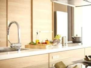 客室キッチン例