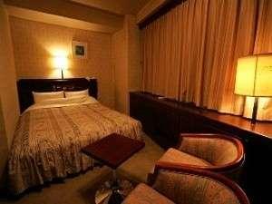 ダブルルーム(一例)160cmの広々ベット♪ホテルで味わえる贅沢☆