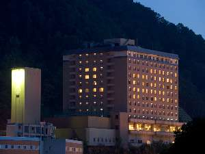 夜のホテルミリオーネ