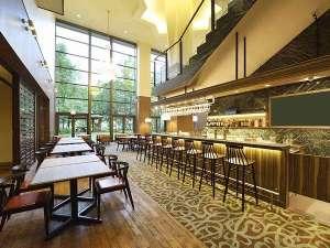 ◆ビュッフェレストラン「マルコポーロ」/2014年7月19日、新しい空間を新設