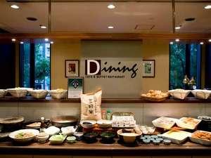 【朝食ビュッフェ】40種類の和食・洋食食べ放題 営業時間:6:30~9:30