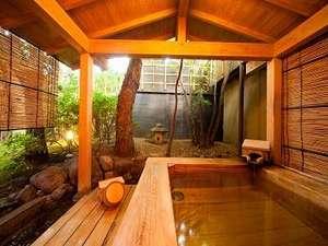 露天風呂付き客室 【1階10畳+8畳】一例