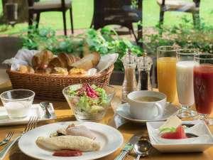 朝食メニュー/王道の洋食