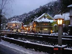 小林屋 雪景色