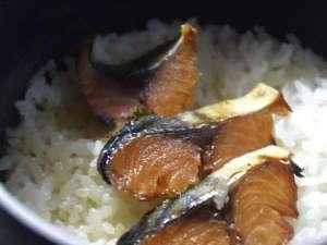 鯖へしこ御飯