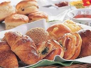 元パン職人が作る焼き立てパン